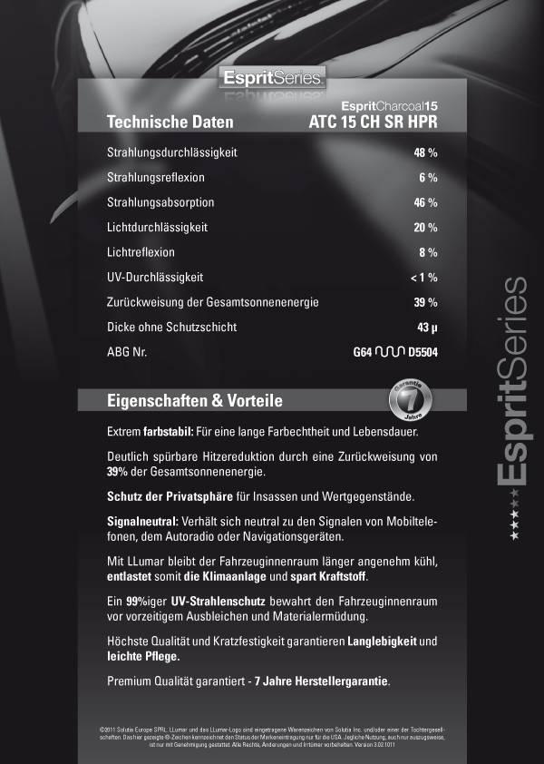 ATC 15 CH SR HPR - EspritCharcoal 15 - 51cm