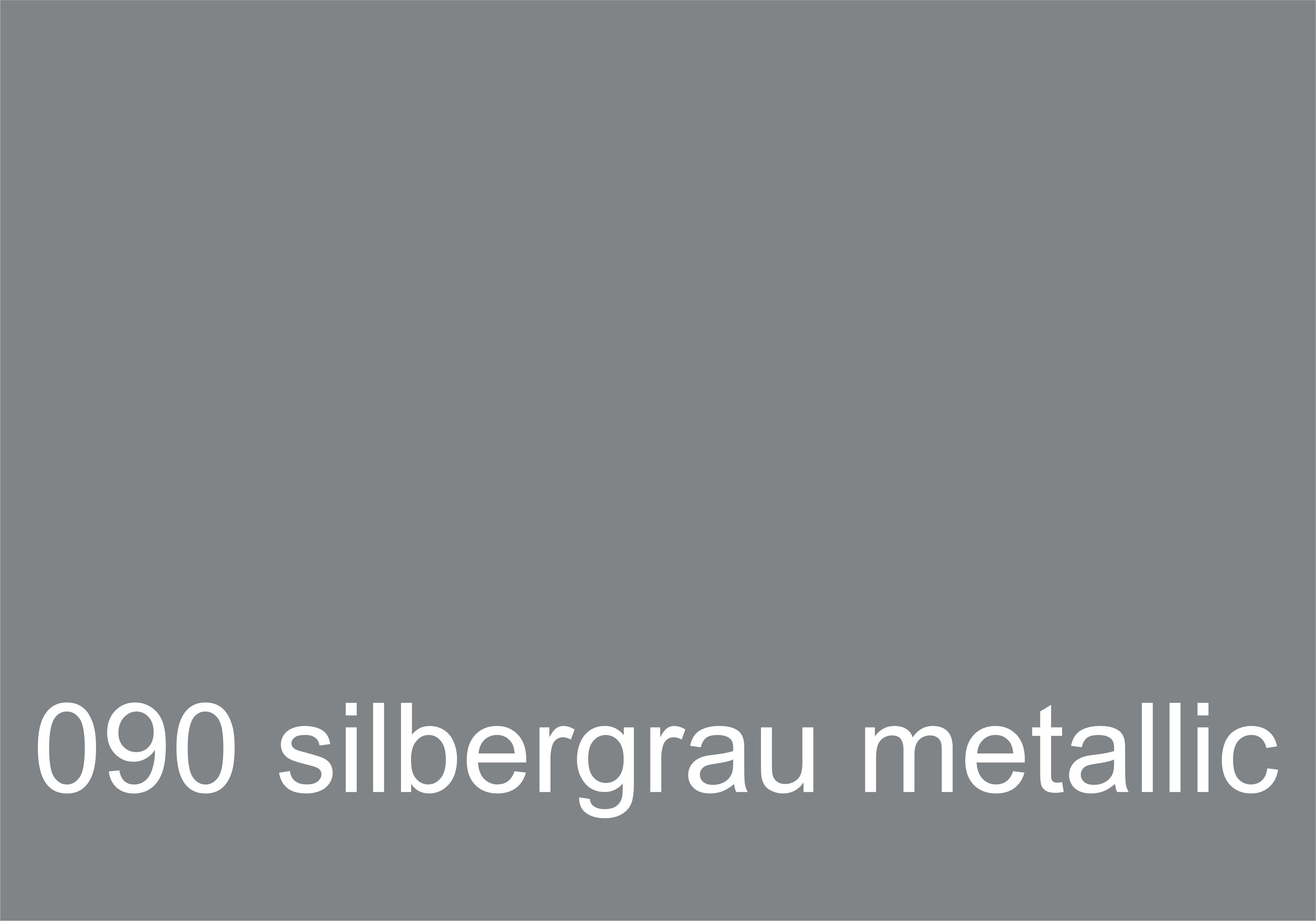 090 Silbergrau Metallic