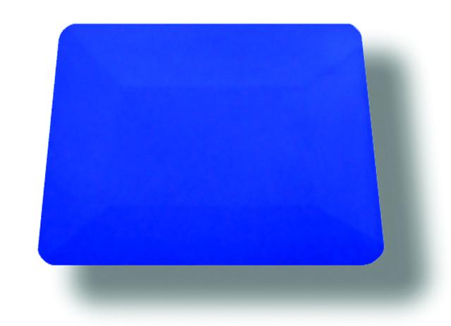 Teflon Rakel - Blau