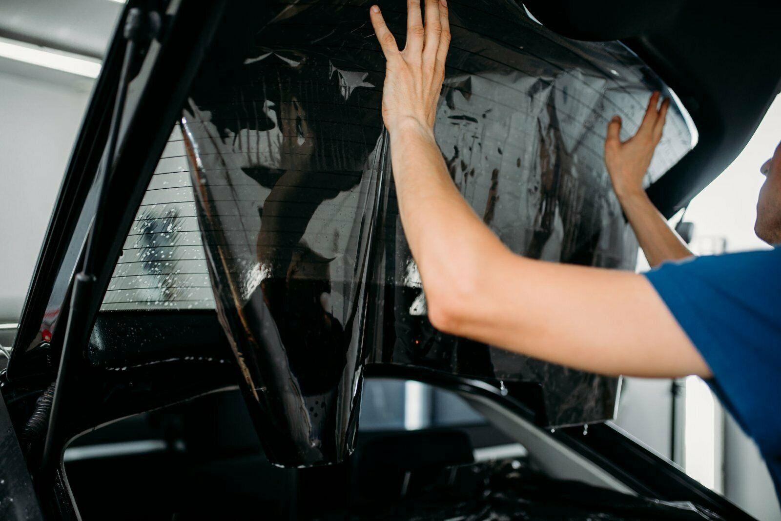 Intensiv Schulung Autoglasfolien