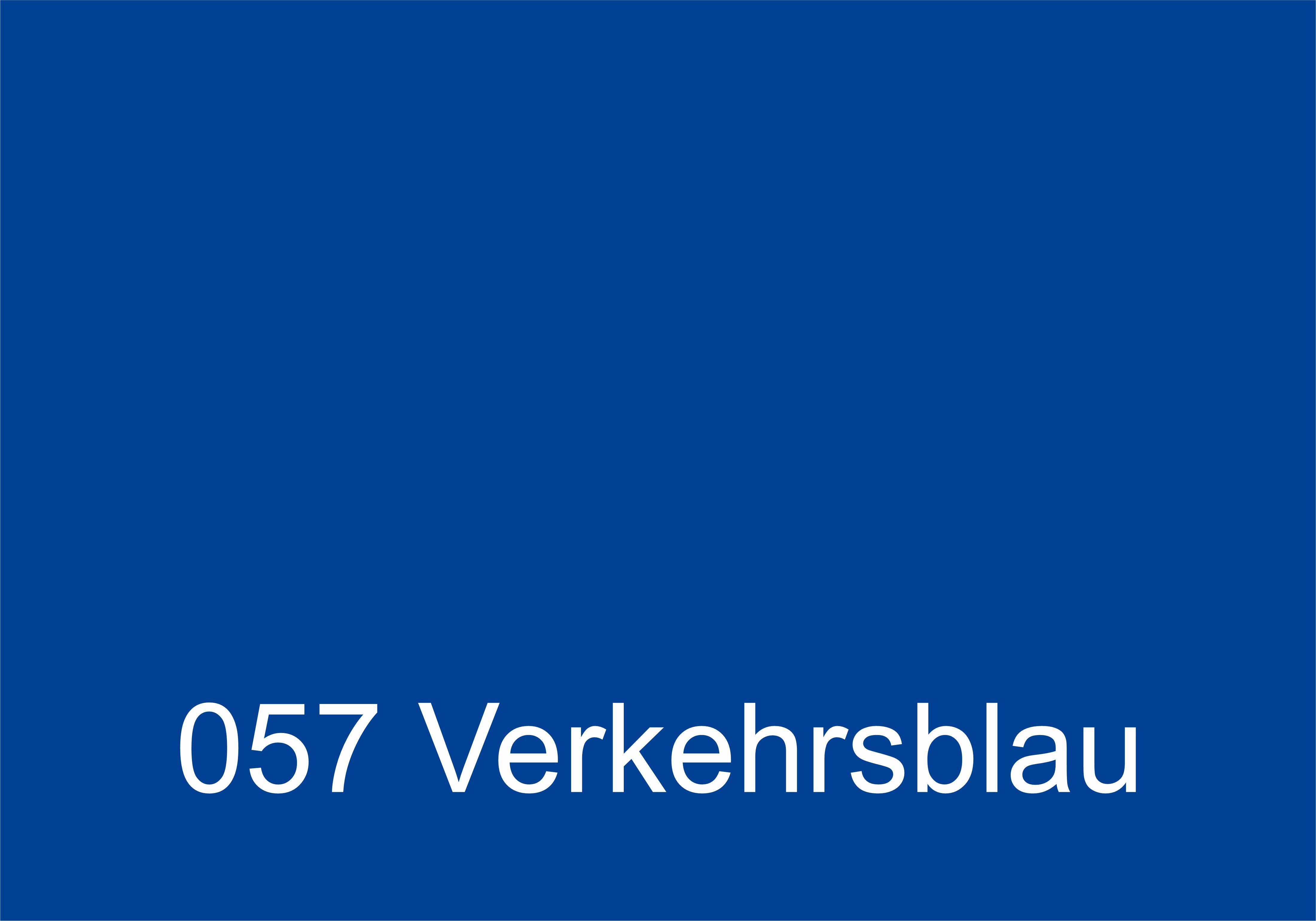 057 Verkehrsblau