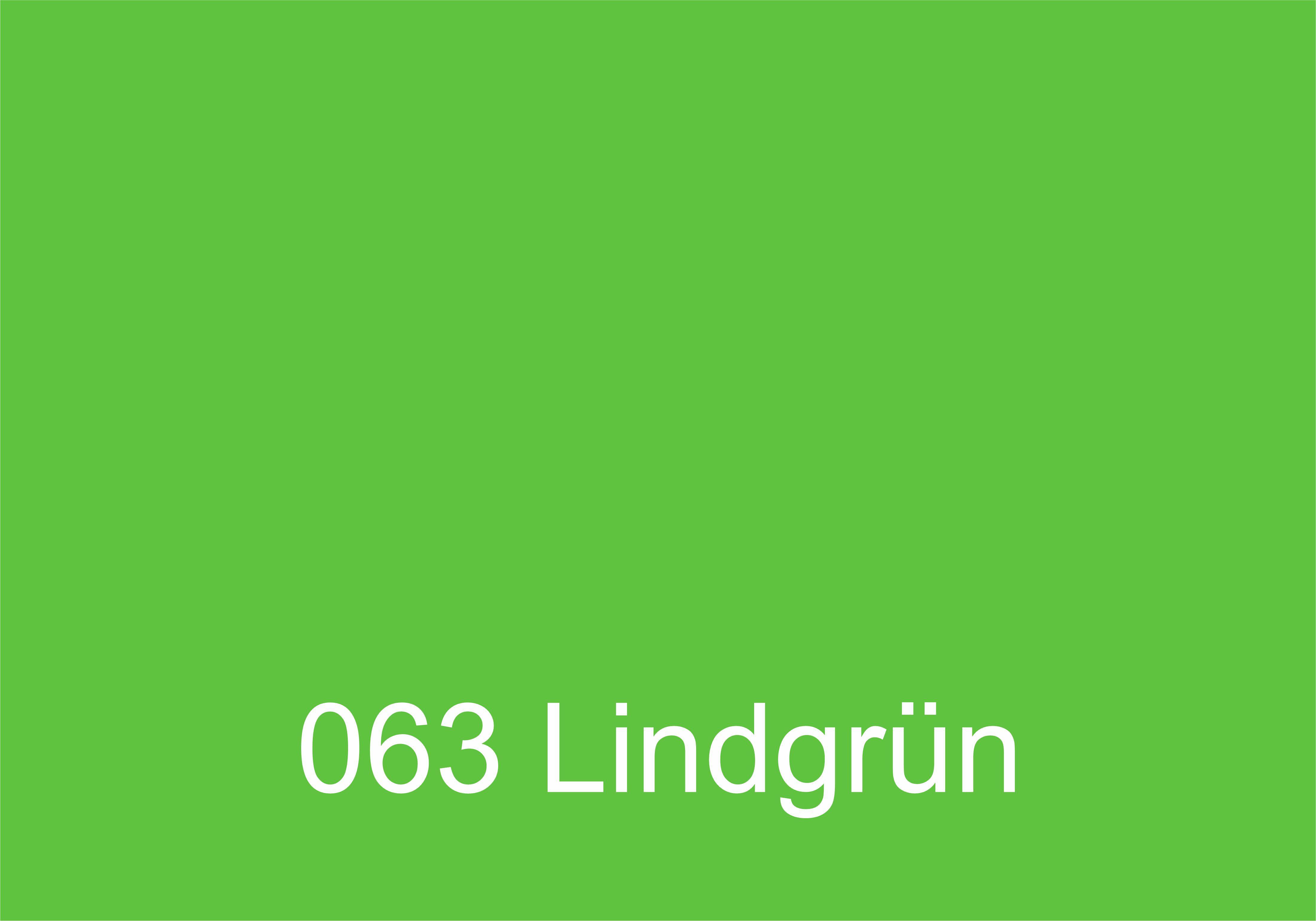063 Lindgrün